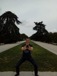 Peter in Madrid