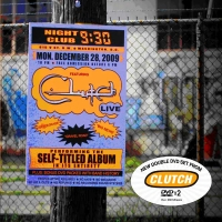 Clutch - Live At The 9:30 DVD