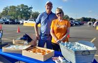 Friday, October 6th was a fun evening at the Augusta Homecoming Community Tailgating Party.