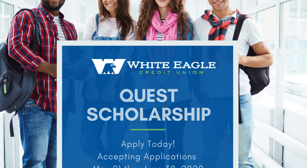 Quest Scholarship - Apply Today