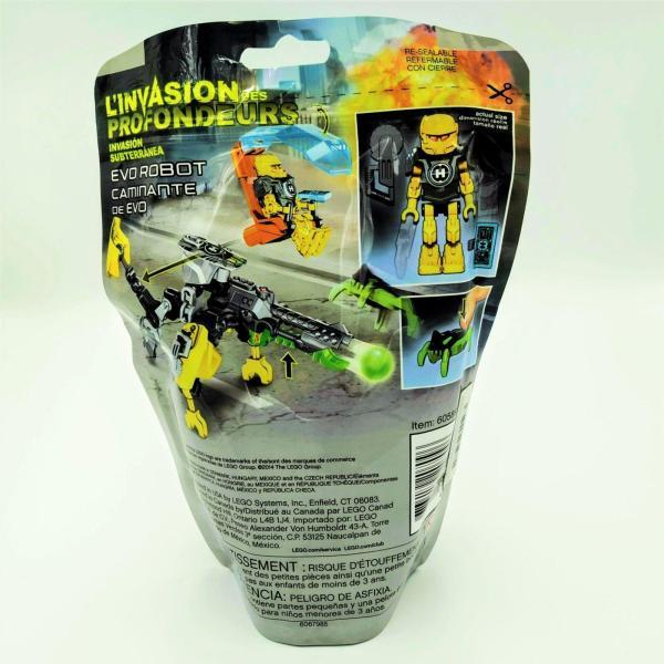 """Конструктор LEGO """"Hero Factory"""" 51 деталь арт. 44015"""