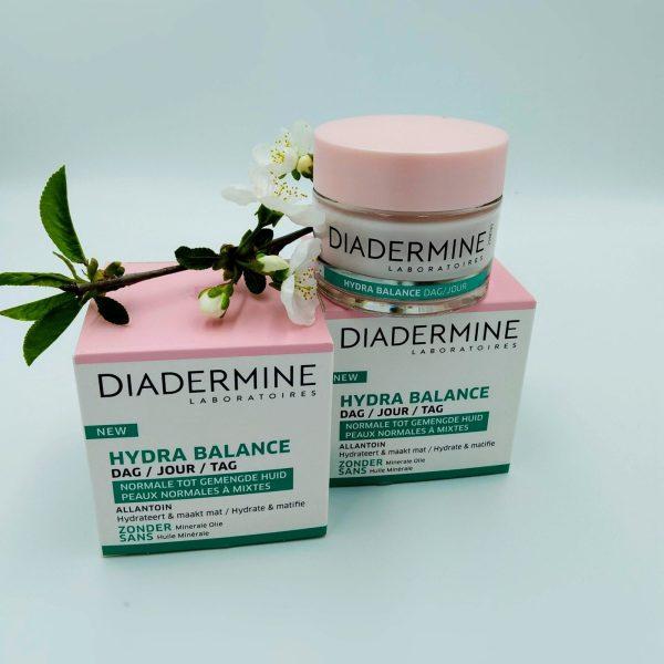 Крем для лица Diadermine 50 мл дневной Hydra Balance