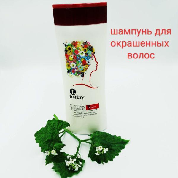 Бальзам-ополаскиватель для окрашенных волос Today 300 мл