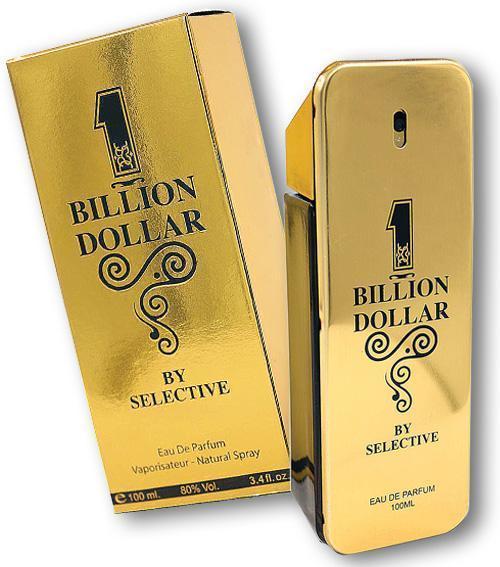 Туалетная вода женская SELECTIVE COLLECTION / 1 BILLION DOLLAR 100мл