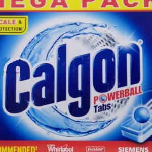 Таблетки для стирки 30шт Calgon 2in1