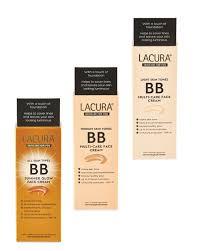 Крем для лица Lacura BB Creme medio/intenso 50 мл