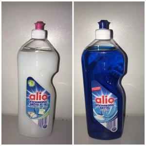 Средство для мытья посуды Alio 1000 мл лимон/жасмин