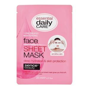 Маска для лица Sencebeauty 23мл Moisturizing Sensitive Skin (Тканевая увлажняющая)