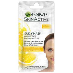 Маска для лица Garnier 8 мл Skin Active Lemon&Active Smoothing
