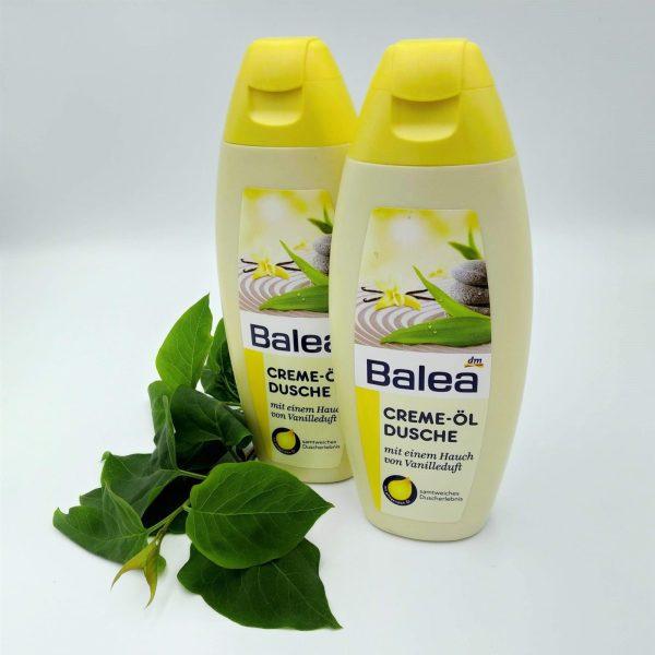 Крем-масло для душа Balea Vanill 250 мл