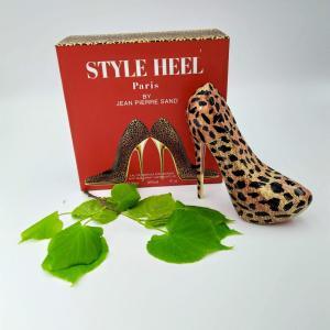 Парфюмированная вода женская Jean-Pierre Sand 30 мл Style Heel
