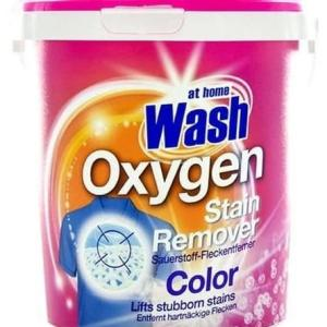 Пятновыводитель At Home Wash Oxygen Stain Remover 1кг Color