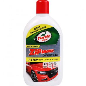 Полироль (воск) для автомобиля Turtle Zip Wax 1 лтр Wash&Wax