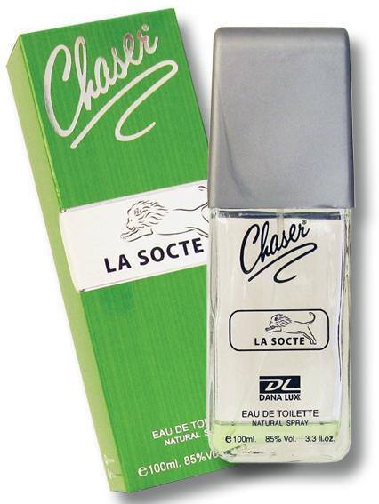 Туалетная вода мужская CHASER / LA SOCTE EDT 100мл