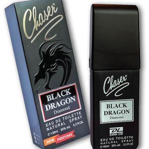 Туалетная вода мужская CHASER / BLACK DRAGON DIAMOND  EDT 100мл