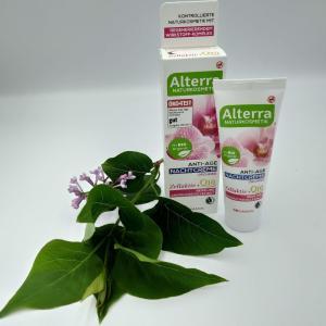 Крем для лица Alterra 50 мл ночной антивозрастной