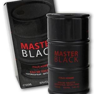 Туалетная вода мужская TRI / MASTER BLACK  EDT 100мл