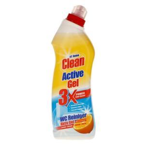Средство для чистки унитаза At Home Clean 750 мл Lemon