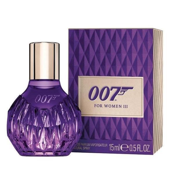 Парфюмированная вода женская James Bond 007 15 мл III