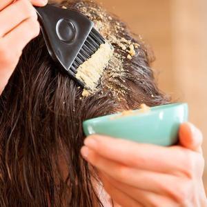 Укладка и окрашивание волос