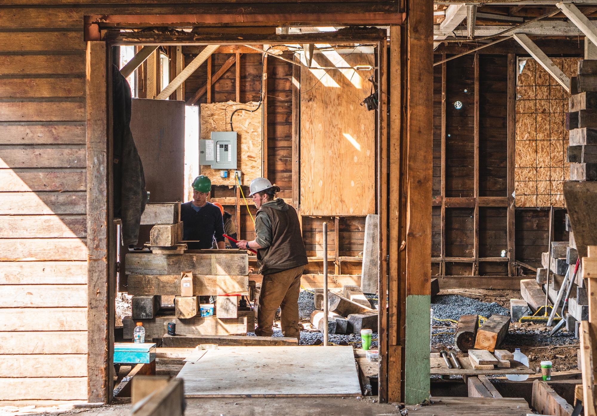 structural work in vergennes, vermont