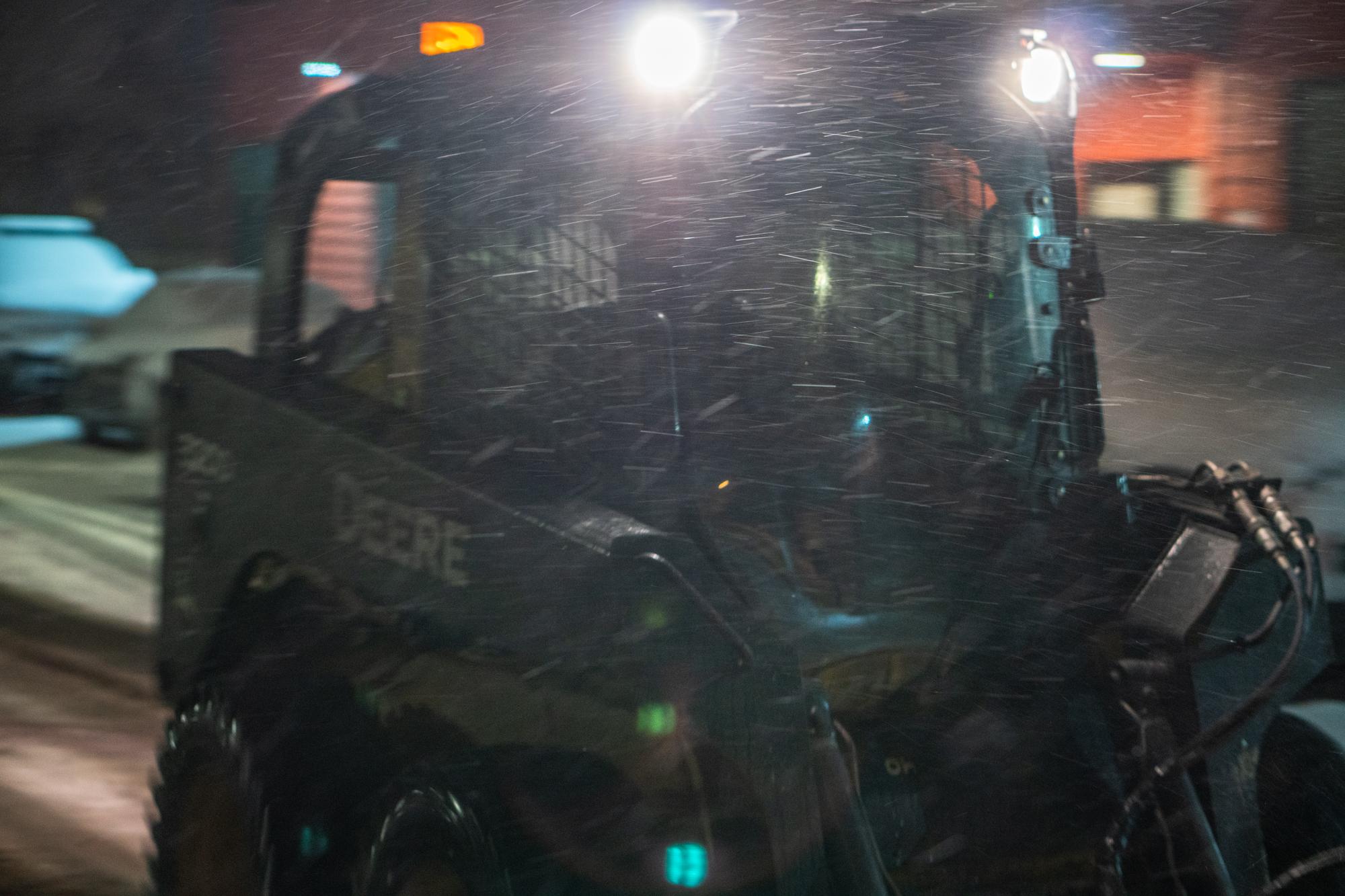 Condo snow removal in burlington