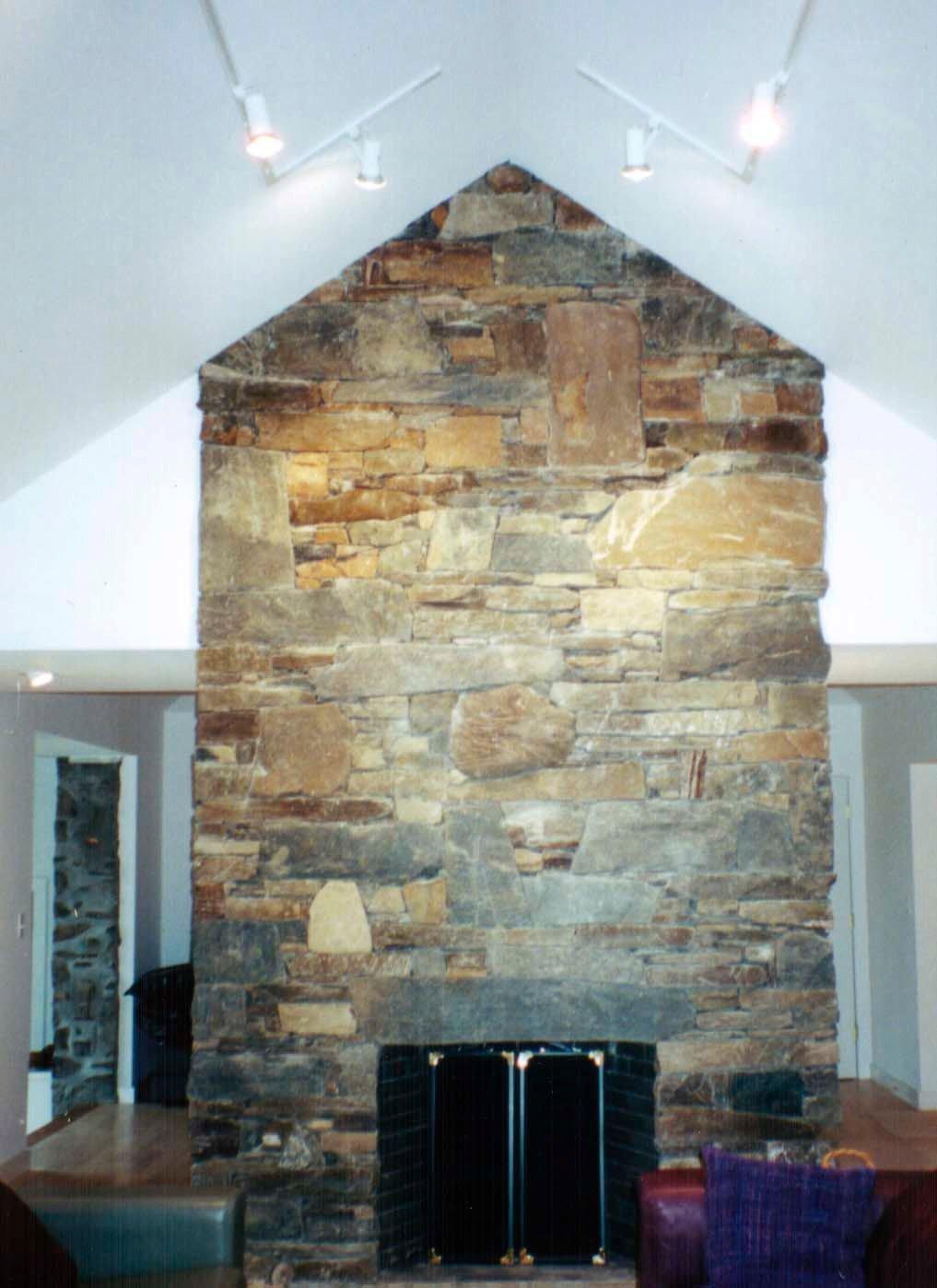 white falcon masonry chimney
