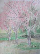 Becky's Blossoms - Watercolor
