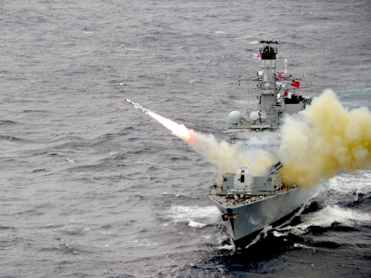 Royal Navy to Retire Harpoon Missile Without Replacement