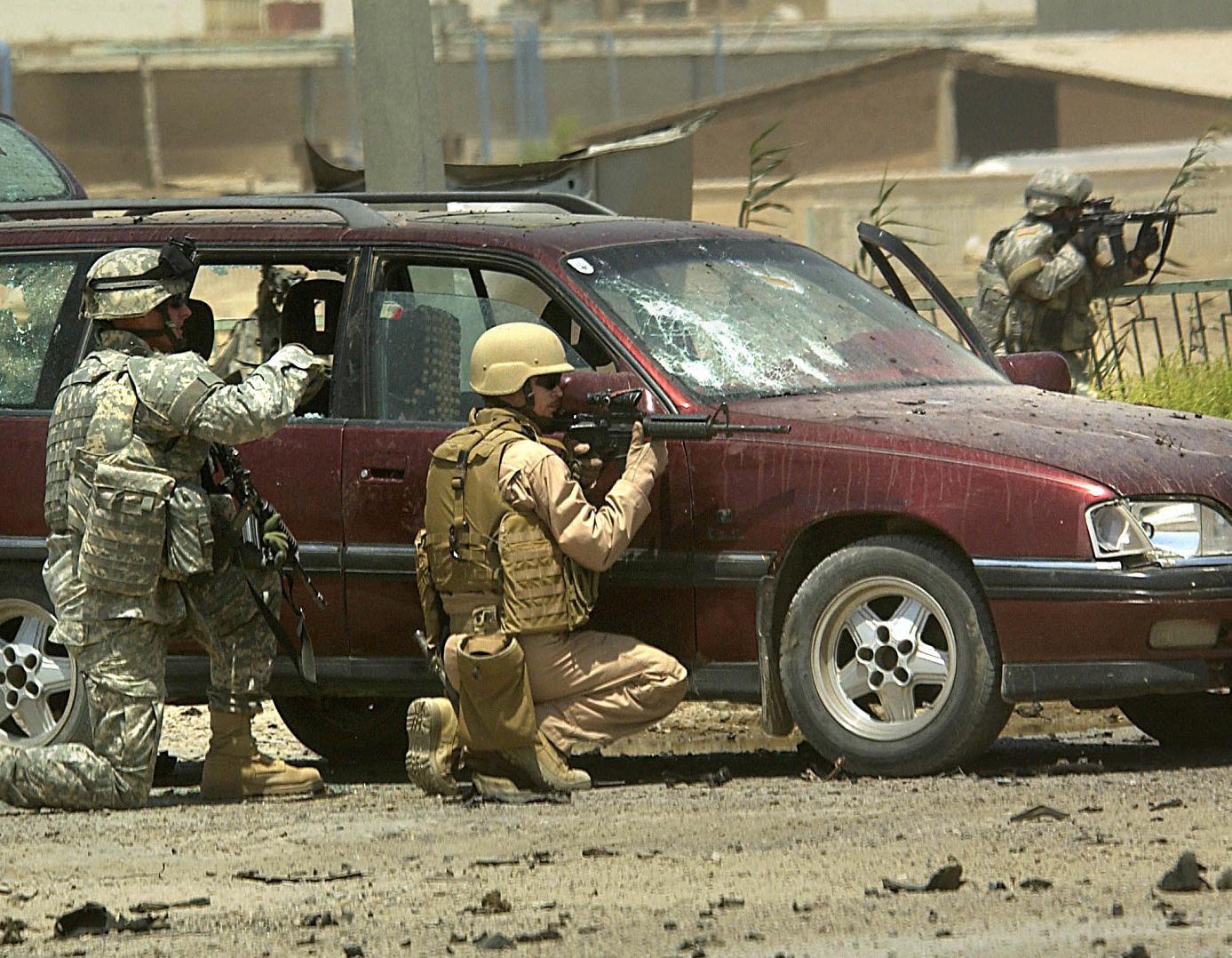 Liberdade iraquiana