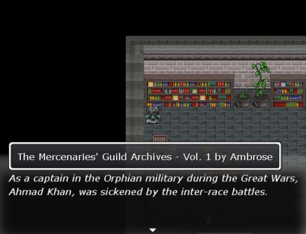 Mercenaries Guild Book
