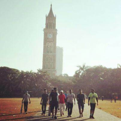 Bombay Cricket Lads!