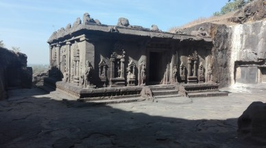 Ellora Caves - Temple