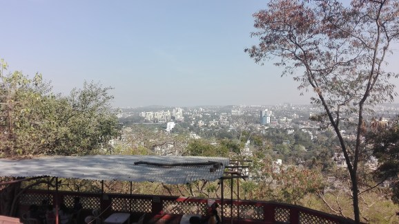 Pune - view from Parvati Hill