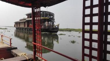 massive houseboat!