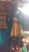 another statue of Meeakshi