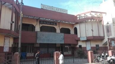 Derelict cinema