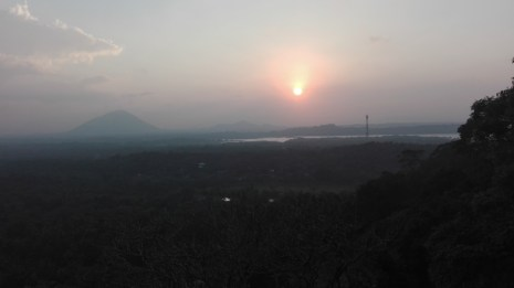 View from Dumbulla Caves