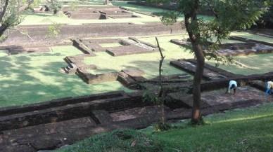 Sigiriya ruins