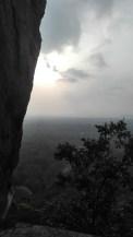 spot the rain drops