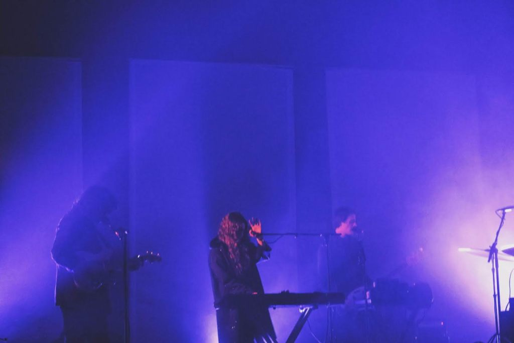 beach house. their performance blew the one I saw at First Avenue last fall out of the water. I knew this was the way I wanted to end my second year at Eaux Claires. the atmosphere was perfect.