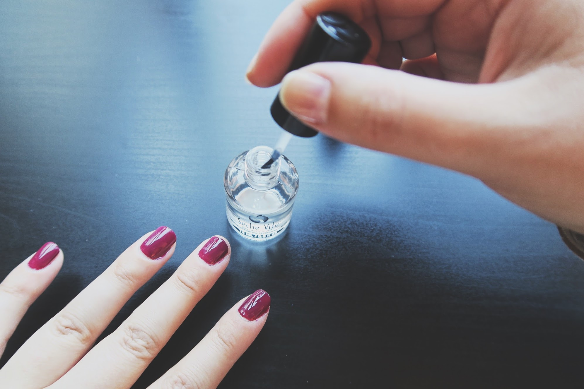 how to paint your nails at home without causing too much chaos