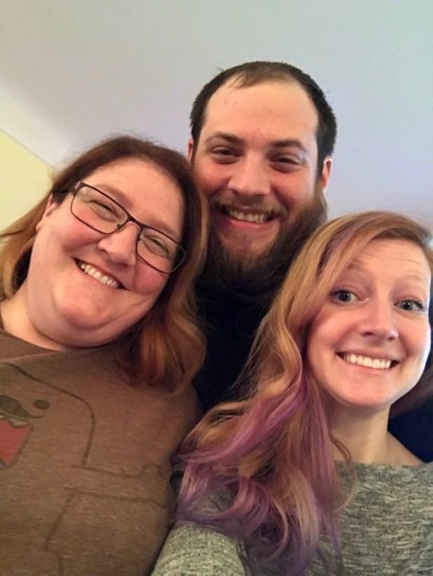 Mom, Ryan, & I – nice family photo