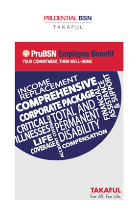 PruBSNemployee benefit