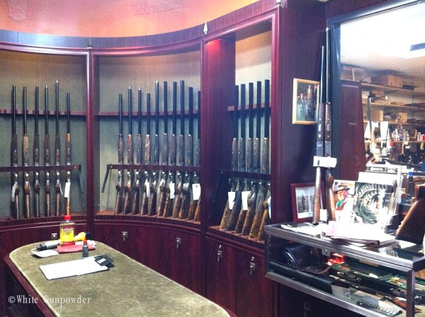Beretta store, New York City