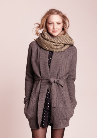 Autumn Cashmere, fall 2012