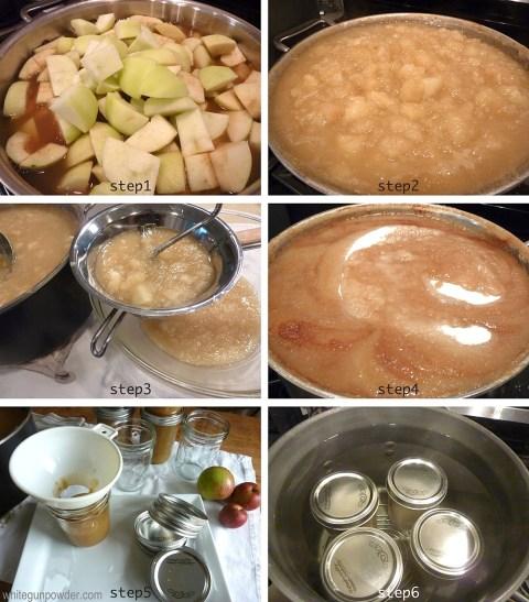 Applesauce {steps1-6}