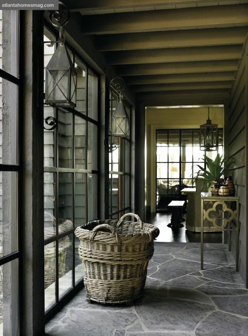 Atlanta Homes hallway