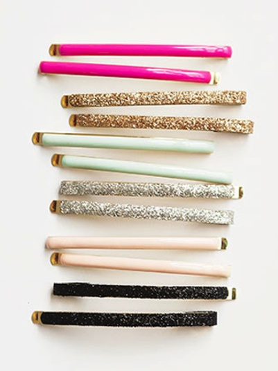 Color trend 2013 hair clips-1