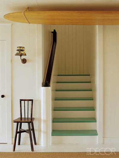 Color trend 2013 stairs 1